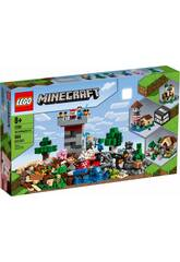 Lego Minecraft Caixa Modular 3.0 21161