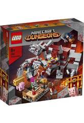 Lego Minecraft La Batalla por la Piedra Roja 21163