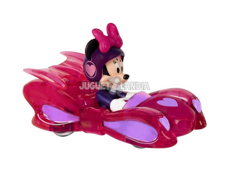 Mini Vehículo Roadster Racer Minnie Pink Thunder IMC Toys 183773
