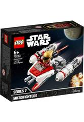 Lego Star Wars Microfighter Ala Y de la Resistencia 75263