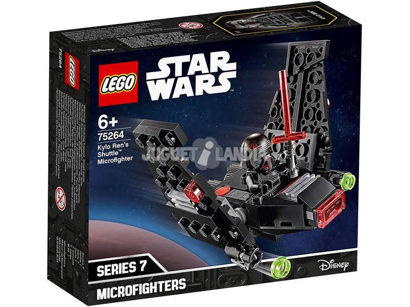 Lego Star Wars Microfighter Lanzadera de Kylo Ren 75264