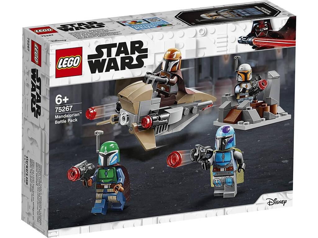 Lego Star Wars Pack de Combate: Mandalorianos 75267