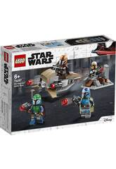 Lego Star Wars Kit de Combat: Mandalories 75267