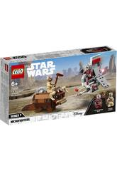 Lego Star Wars Microfighters T-16 VS. Bantha 75265