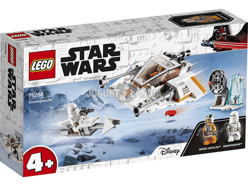 Lego Star Wars Speeder de Nieve 75268