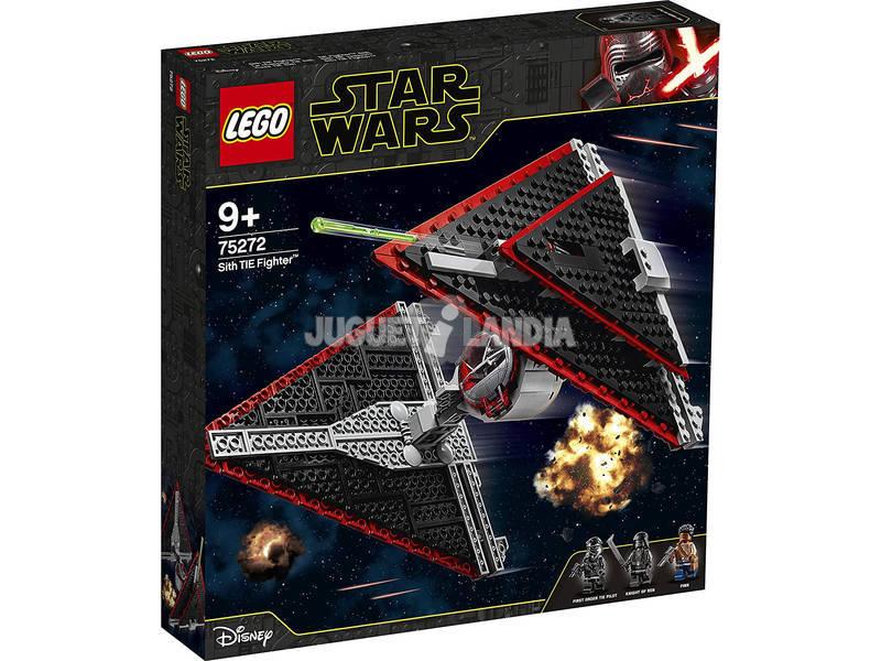 Lego Star Wars Caza Tie Sith 75272