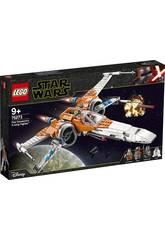 Lego Star Wars Chasseur de Poe Dameron 75273