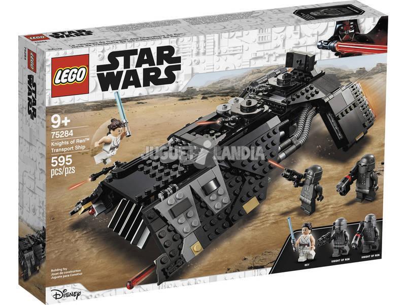 Lego Star Wars Nave de Transporte de los Caballeros de Ren 75284