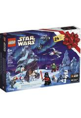 Lego Star Wars Calendario de Adviento 75279