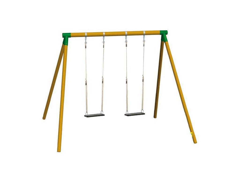 Balançoire Fuji Adultes avec des Cordes Masgames MA700050