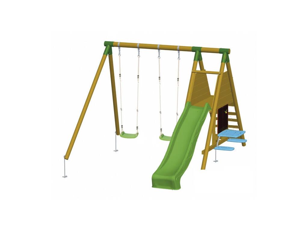 Parque Infantil Mauna Loa Academy Masgames MA700022