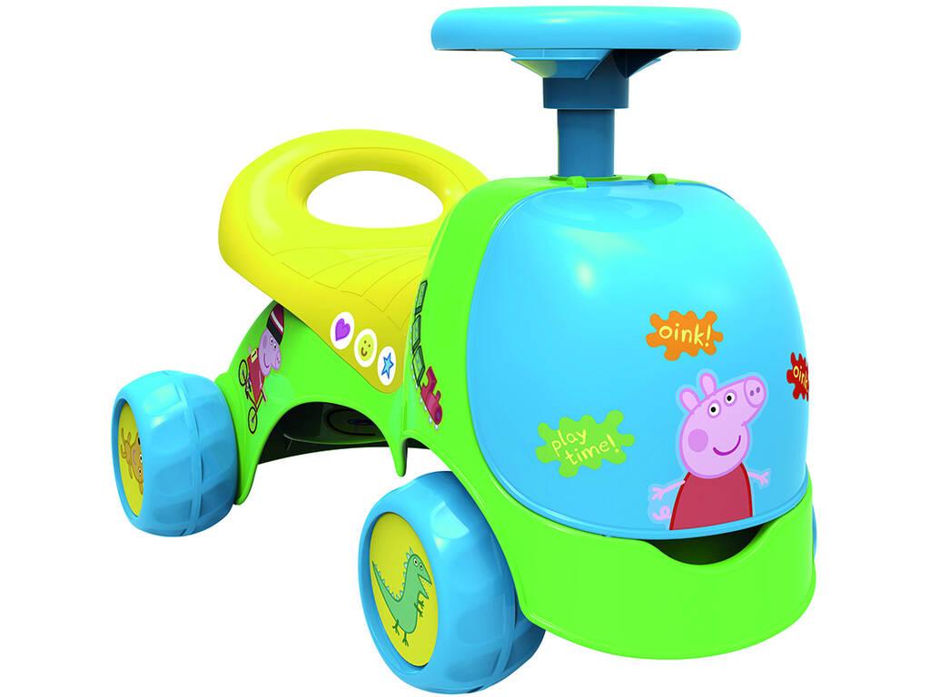 Trottinette Peppa Pig Smoby 35409