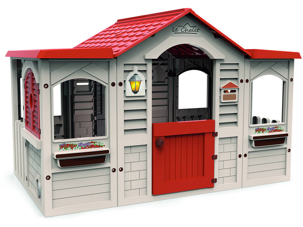 Casa Le Chalet Fábrica de Juguetes 89650