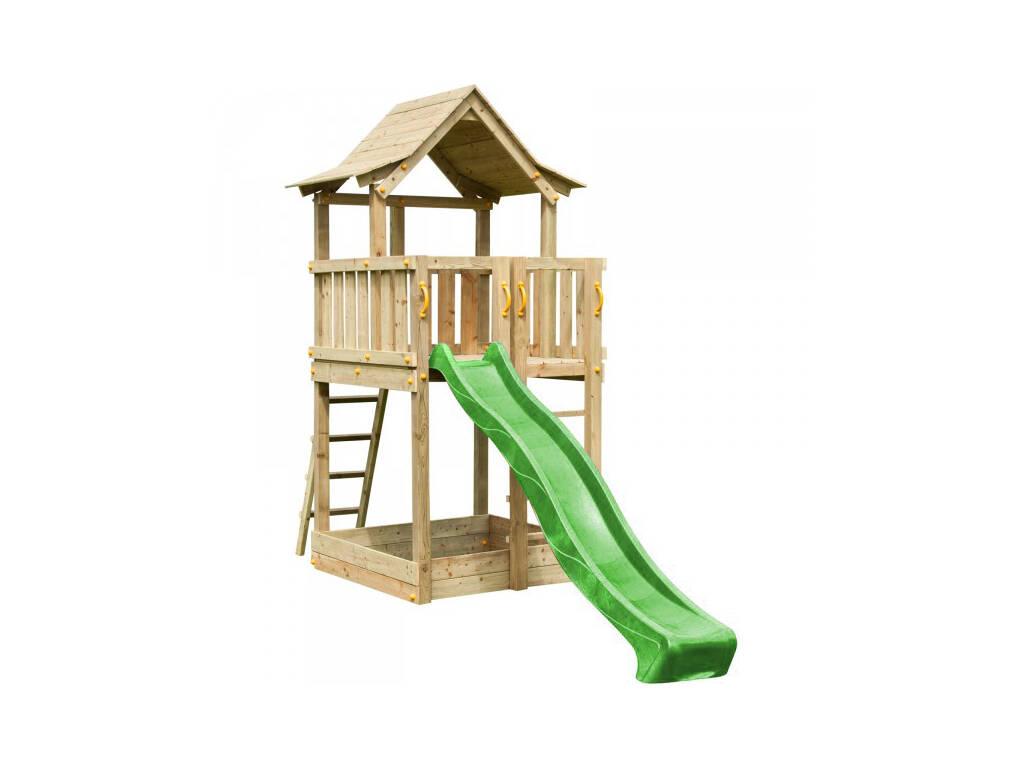 Parque Infantil Pagoda XL Masgames MA802601