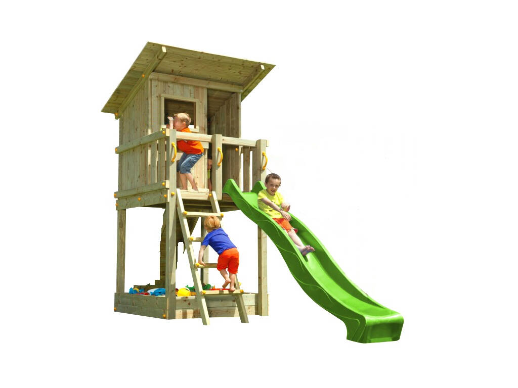 Parque Infantil Beach Hut XL Masgames MA802301
