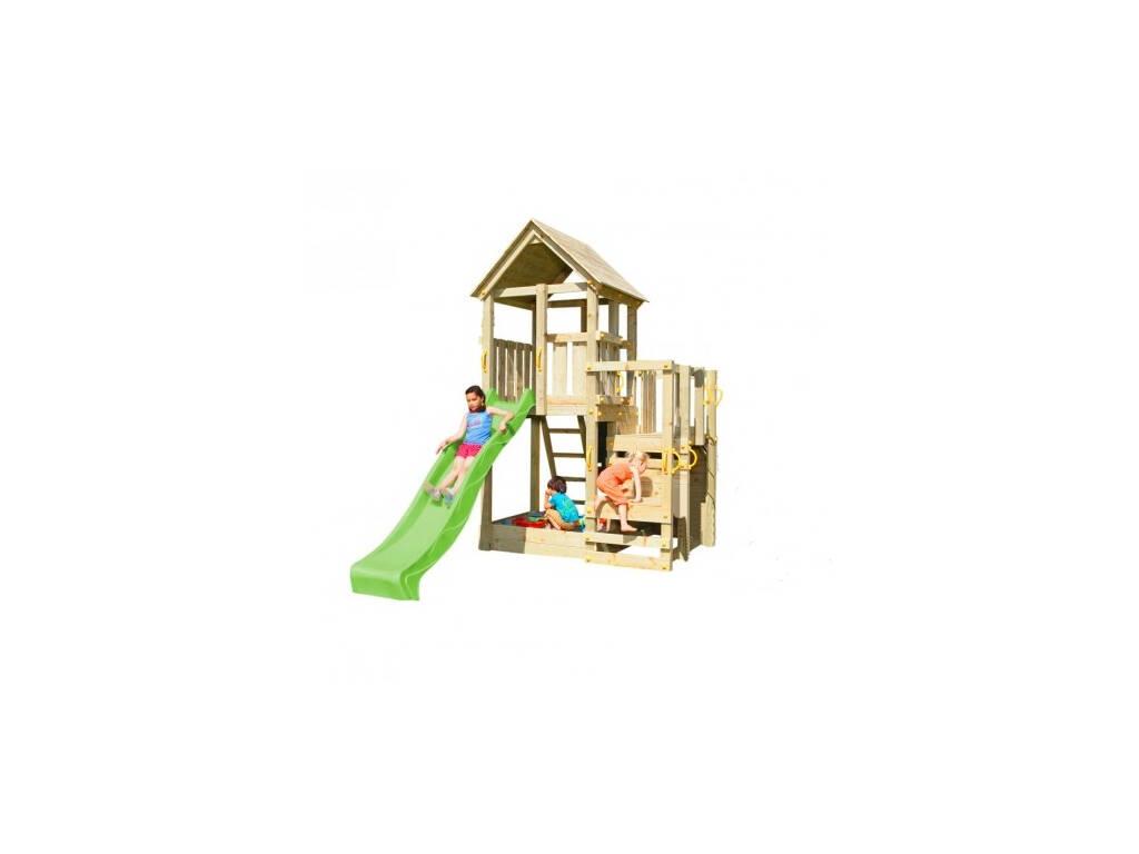 Parque Infantil Penthouse XL Masgames MA802201