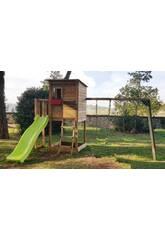 Parco Giochi Taga con Altalena Doppia Masgames MA700305