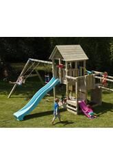 Parque Infantil Penthouse XL con Challenger Masgames MA822201