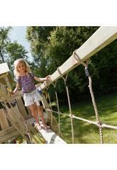 Bridge para Parque Infantil Blue Rabbit Masgames MA803401
