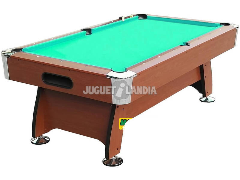 Billard Deluxe S 6FT Marron Masgames MA101977
