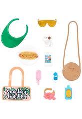 Barbie Accesssoires de Mode Sunday Funday Mattel GHX33