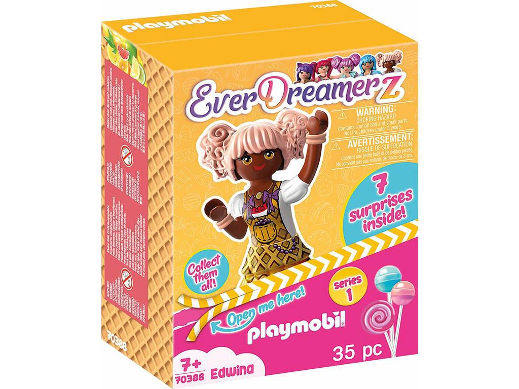 Playmobil Candy World Edwina 70388