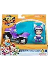Top Wing Vehículo y Figura Betty Hasbro E5824