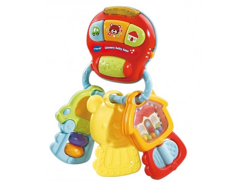 Llavero Baby Keys Vtech 505122