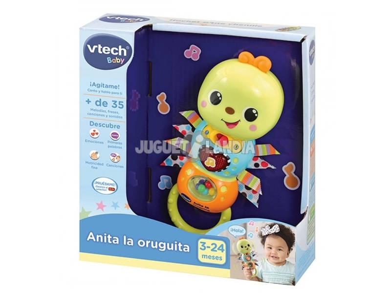 Anita La Oruguita Vtech 527822