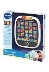 Diver Panel De Juegos Vtech 602922