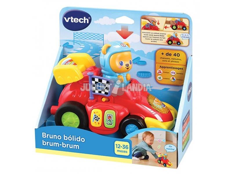 Bruno Bólido Brum Brum Vtech 528422