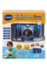 Kidizoom Duo DX 10 Em 1 Azul Vtech 520022