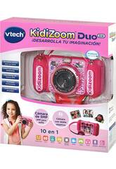 Kidizoom Duo DX 10 En 1 Rose Vtech 520057