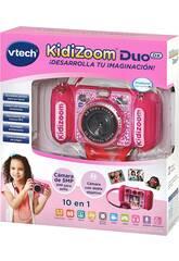 Kidizoom Duo DX 10 En 1 Rosa Vtech 520057