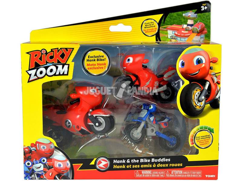 Ricky Zoom Pack 3 Familia Bizak 3069 0029
