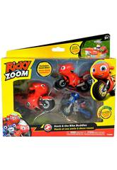 Ricky Zoom Kit 3 Famille Bizak 3069 0029
