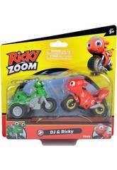 Ricky Zoom Pack de 2 Figuras Bizak 3069 0043