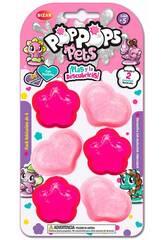 Pop Pops Pets Kit Starter de 6 Bizak 6327 3001