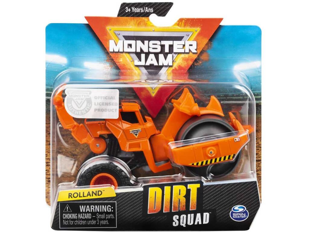 Monster Jam Grúas Salvajes Bizak 6192 8732