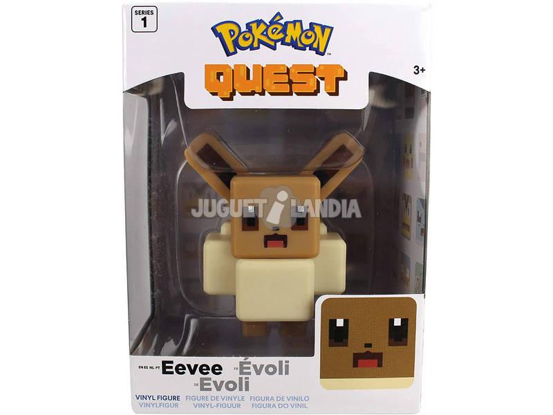 Pokémon Quest Figura Vinilo Bizak 6322 9769