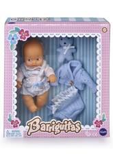 Barriguinhas Set de Bebé com Roupinha Azul Famosa 700015697