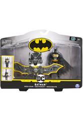 Batman Figurines 10 cm. avec Armure Bizak 6192 7804