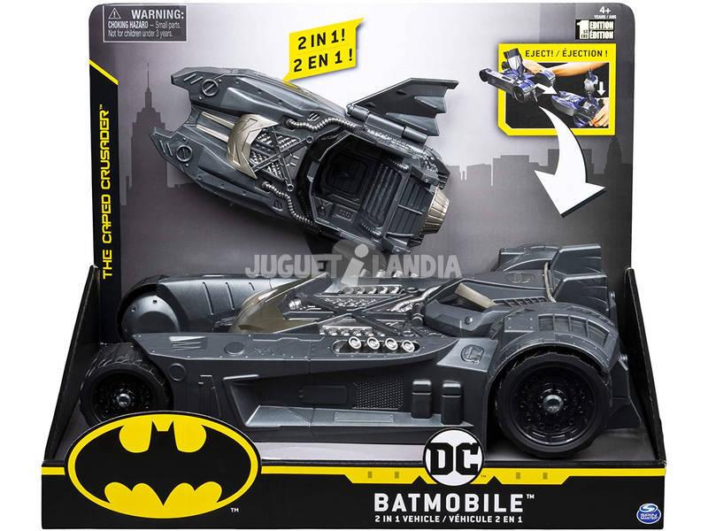 Batman Batmobile 2 en 1 Bizak 6192 7810