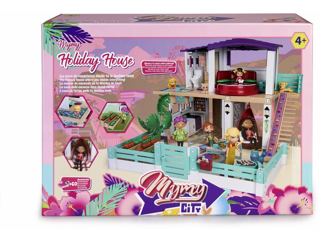 Mymy City Casa De Vacaciones Famosa 700015599