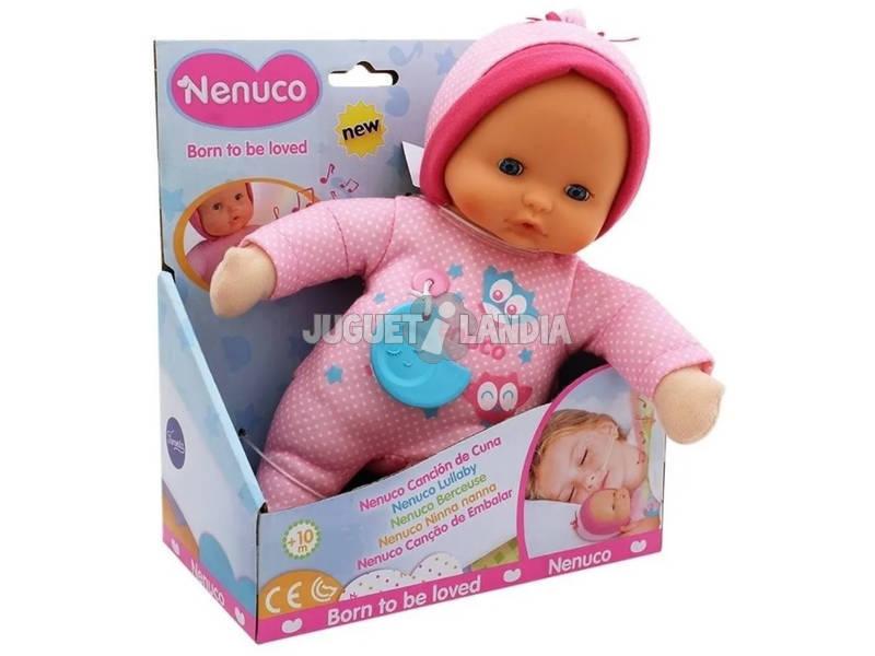 Nenuco Berceuse Pyjama Rosa Famosa 700014038