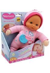 Nenuco Canção de Embalar Pijama Cor-de-rosa Famosa 700014038