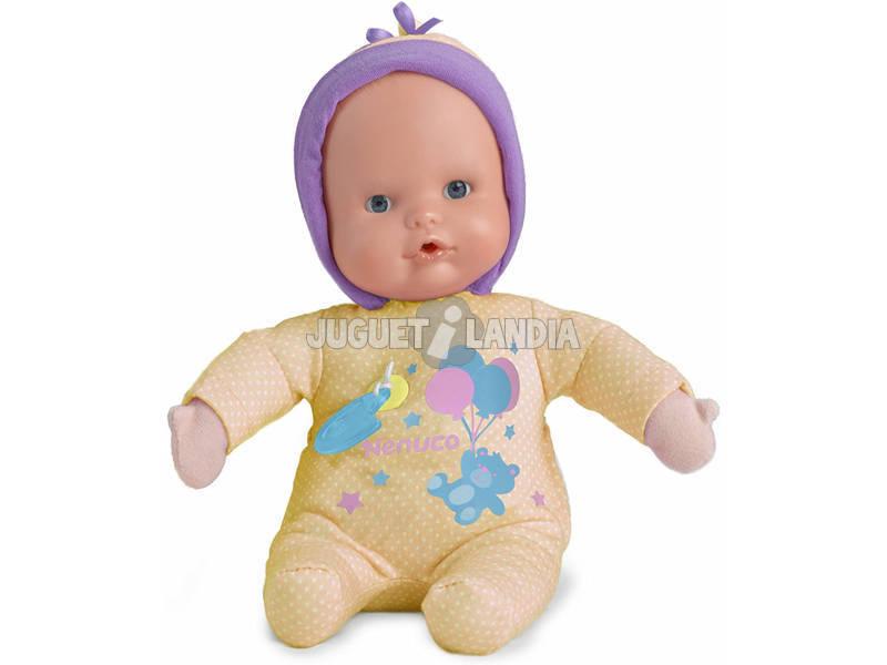 Nenuco Canción de Cuna Pijama Amarillo Famosa 700014038