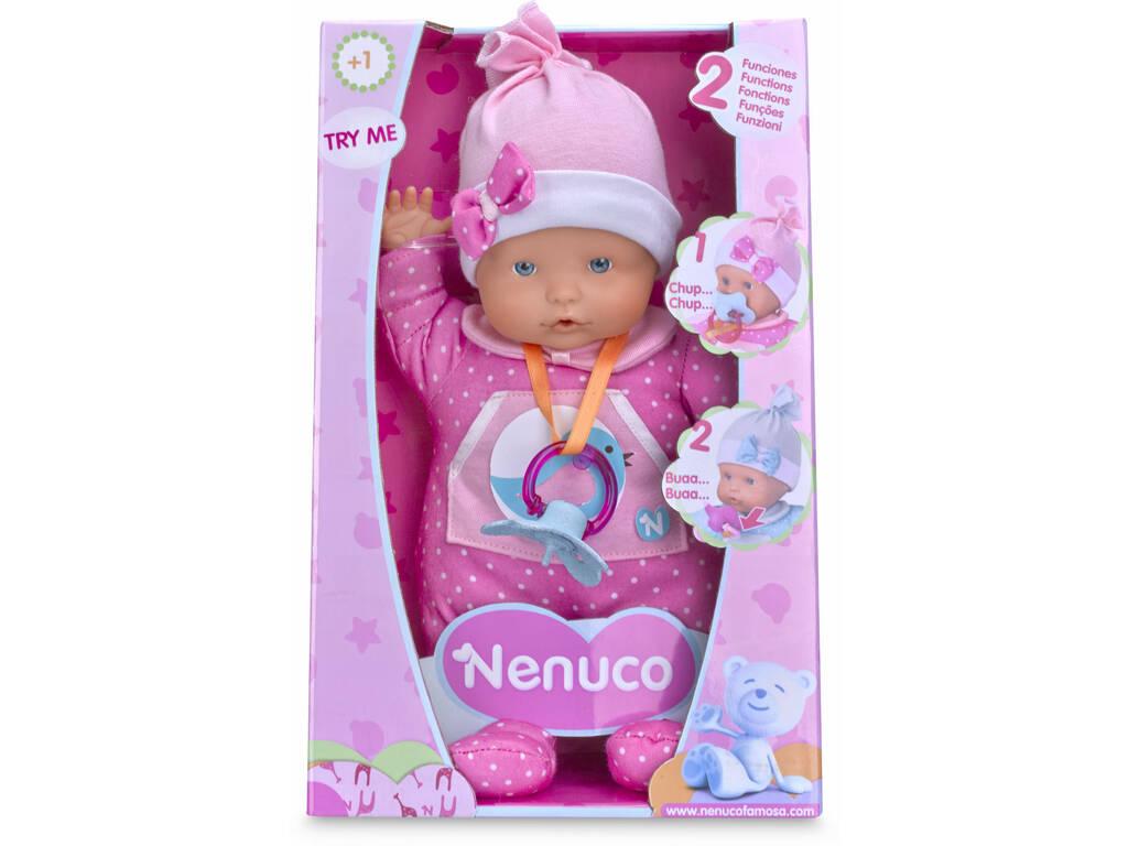 Nenuco Llorón Niña Famosa 700013380