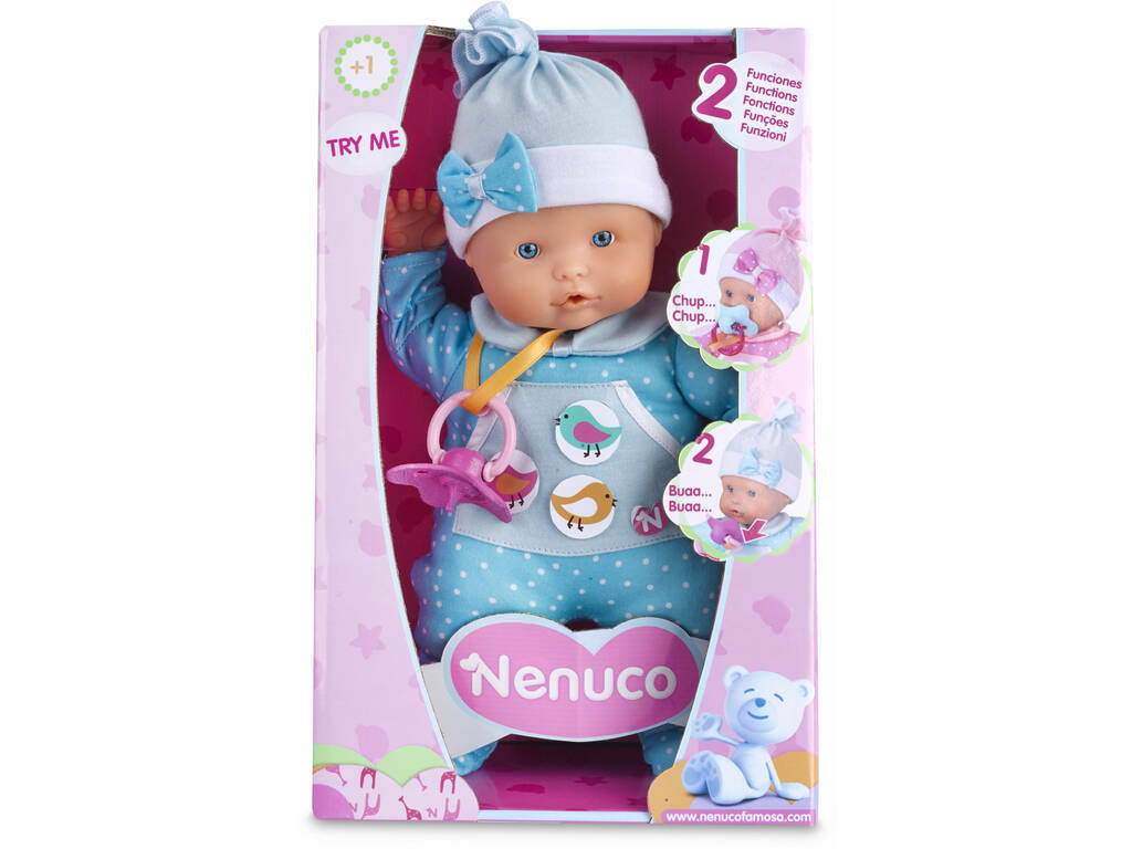 Nenuco Llorón Niño Famosa 700013380