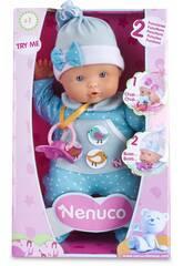 Nenuco Pleureur Petit Garçon Famosa 700013380